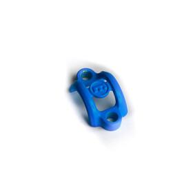 Magura Klemmschelle Aluminium ohne Schrauben cyan blau